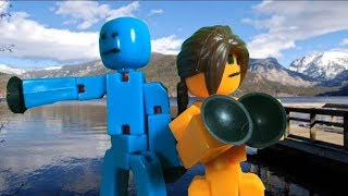 #Stikbot: Adventures At The Lake!  [Part 2]
