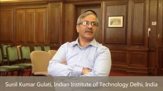 Sunil Kumar Gulati, Indian Institute of Technology, New Delhi, India