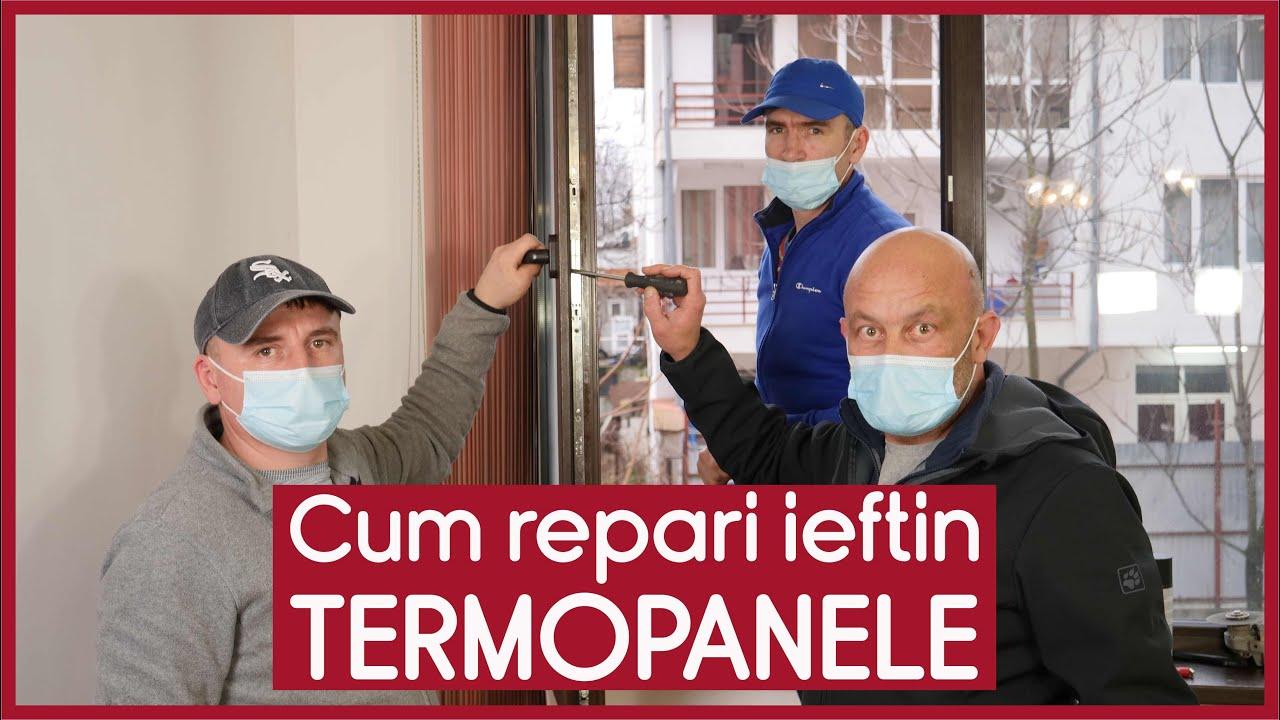 Cum repari ieftin termopanele - CASEBUNE.RO
