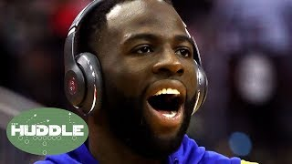 Draymond Green GUARANTEES Game 7! Is He Crazy?   Huddle