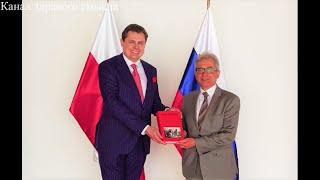 Историк Евгений Понасенков рассказывает об аудиенции у посла Польши
