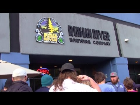Only PLINY THE YOUNGER BEER is worth 5 hours in line (feb 2014),Russian River Brewing Co,