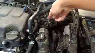 Opel Astra J: Снятие и чистка дросельной заслонки (ошибка P1101)(, 2015-09-17T06:57:27.000Z)