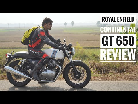 Royal Enfield Continental GT 650 Review | 300 km road test | RWR