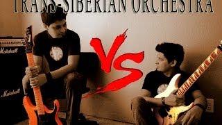 Christmas eve sarajevo - Trans Siberian Orchestra (GUITAR COVER)