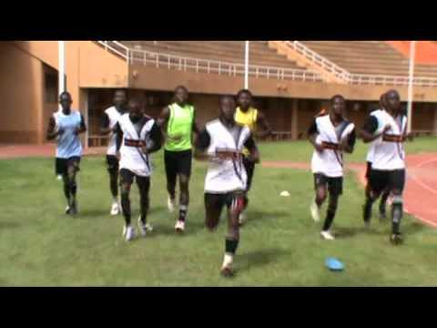 AS POLICE - NIGER  FOOTBALL - HAMISU.mpg