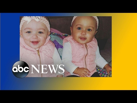 Meet Biracial Twin Baby Sisters From Illinois