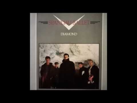 Spandau Ballet - Diamond  /1982 LP Album