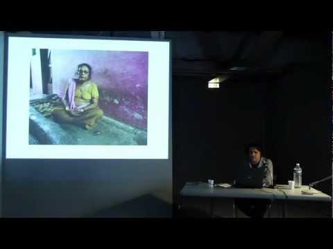 Conférence Kader Attia [Musée d'Art Moderne Paris]