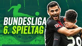 Leverkusen & Hertha gewinnen wieder! Dortmunds Zitterpartie! Onefootball Bundesliga Rückblick