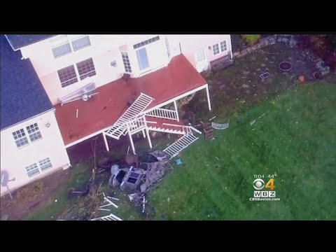 Tornado Confirmed In Lincoln, RI