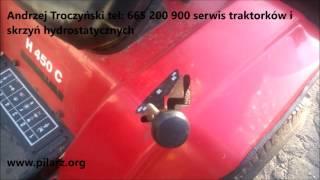 Traktor MTD z silnikiem Loncin