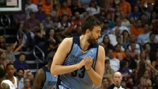 Marc Gasol se lesiona en la agónica victoria de Memphis Grizzlies