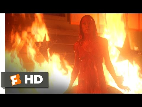 Carrie 1012 Movie   Prom in Flames 1976 HD