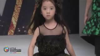 Shanghai Trip Overview - SHFW Kids Wear AW2019