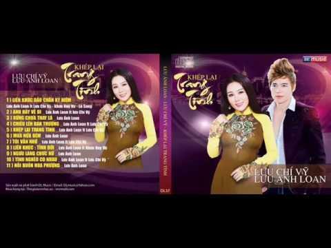 Album Khép Lại Trang Tình -  Lưu Ánh Loan và nhiều ca sỹ