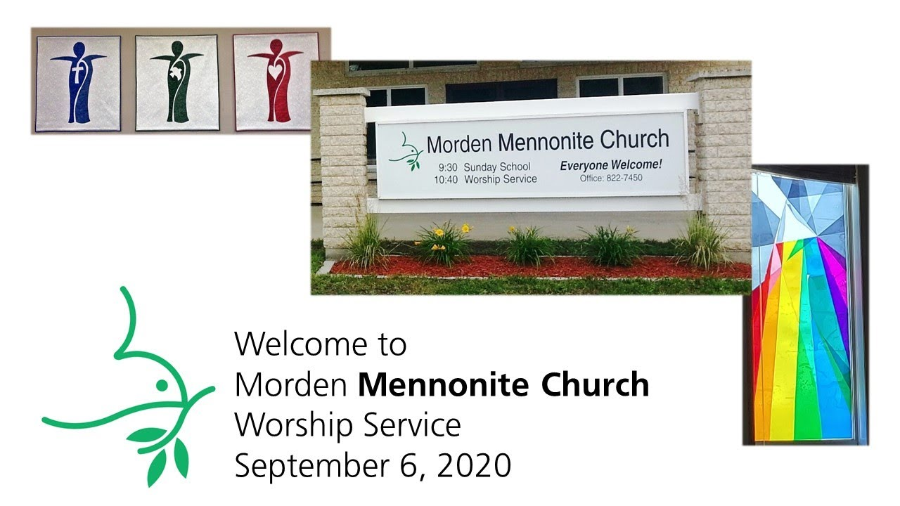Blog Sermons Services Morden Mennonite Church Together On A Journey With Jesus