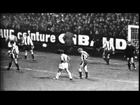 SAINT ETIENNE  -  BAYERN MUNICH       1969