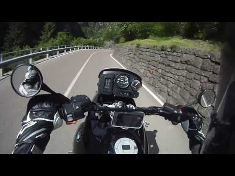BMW R1150GS in Lombardy (Italy)