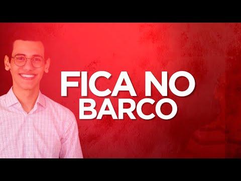 FICA NO BARCO - Pedro Dias