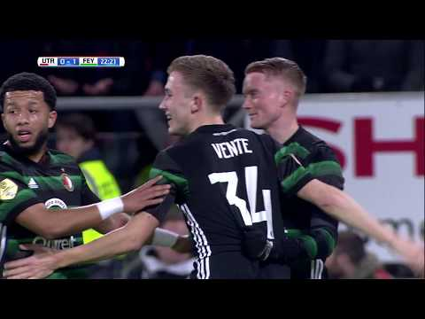 Samenvatting | FC Utrecht - Feyenoord 2017-2018