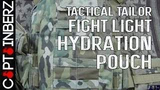 Tactical Tailor Fight Light Hydration Pouch/Carrier