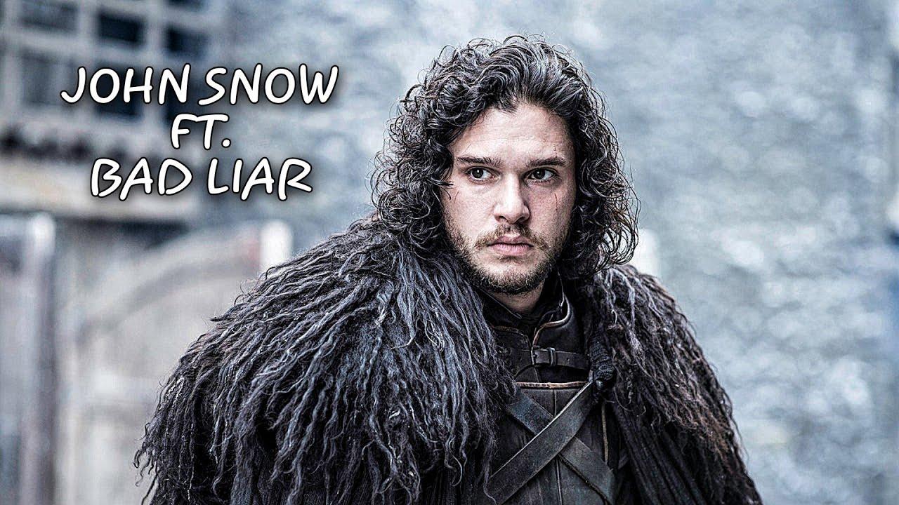 Bad Liar - Jon Snow Fight 🔥 Hollywood Whatsapp Status | Bao Rami Status