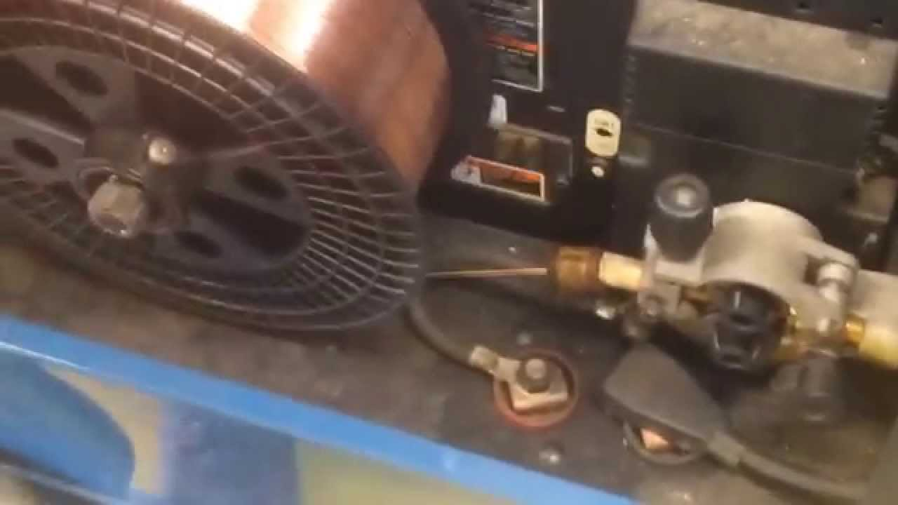 MIG Weld with a MillerMatic 210 - YouTube
