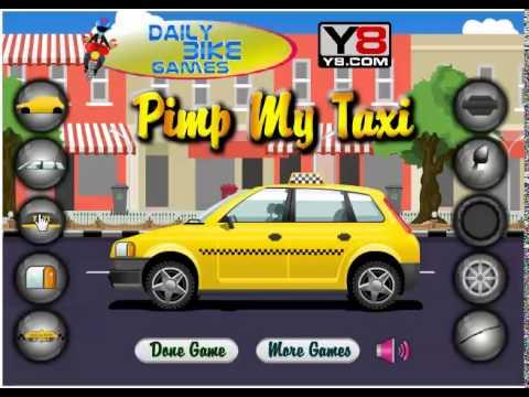 เกมส์แต่งรถแท็กซี่