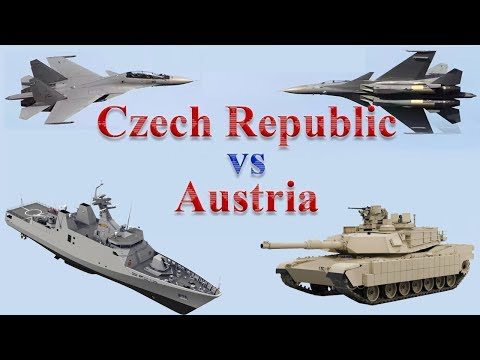 Czech Republic vs Austria Military Comparison 2017