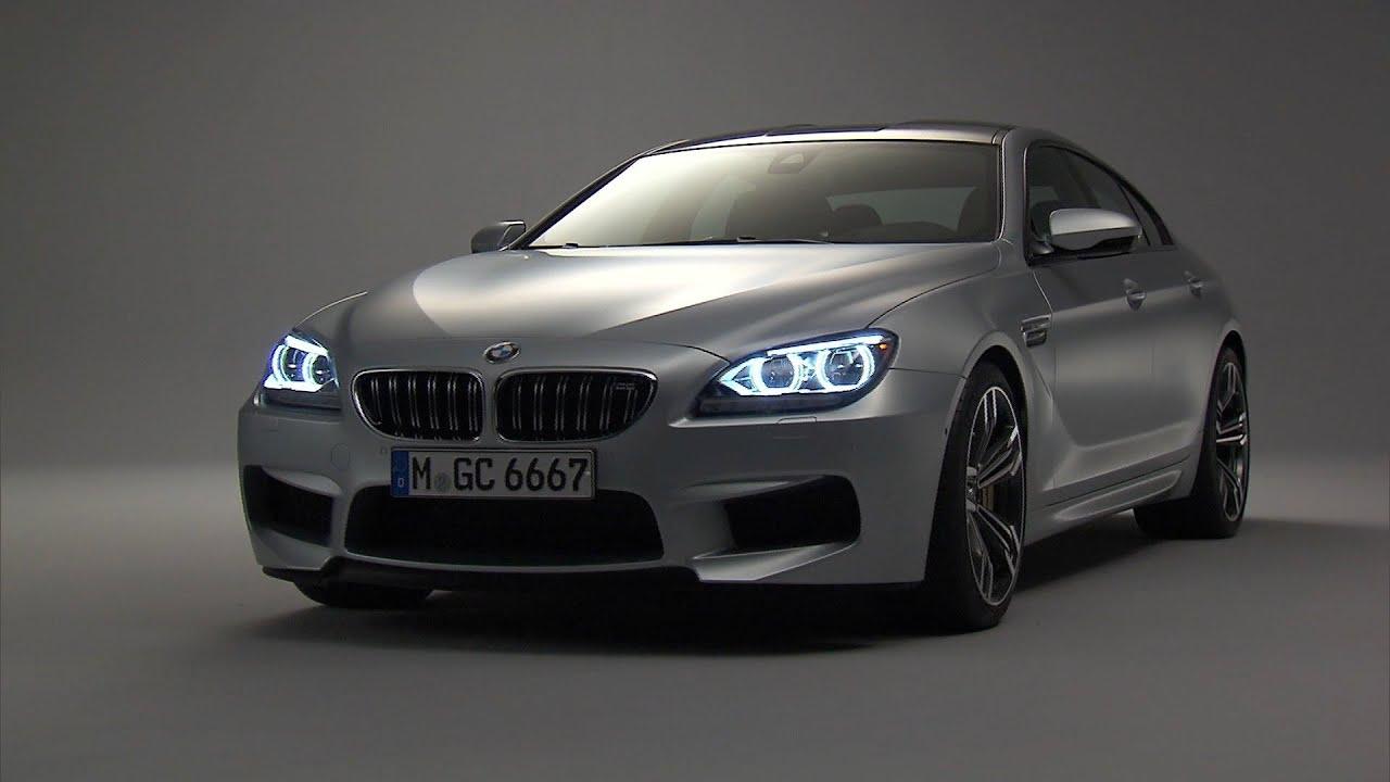 BMW Twin Turbo >> 2013 BMW M6 Gran Coupe [HD] - YouTube