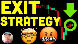 BITCOIN EXIT STRATEGY - WHAT THEY'RE NOT TELLING YOU (btc crypto live news price analysis today ta)