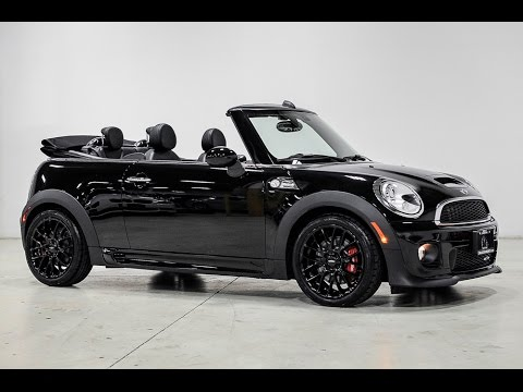 Chicago Cars Direct Reviews Presents A 2017 Mini Cooper Convertible John Works T499457