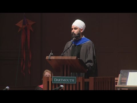 Dartmouth College Baccalaureate 2016