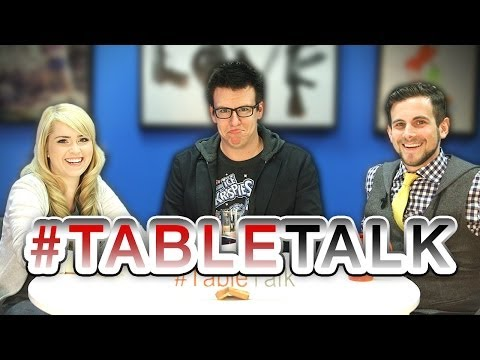 Erase People and Allergies on #TableTalk!
