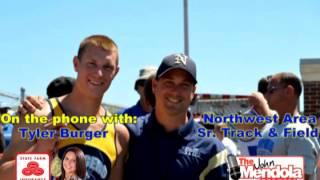 Gambar cover The John Mendola Show Tyler Burger Northwest Area