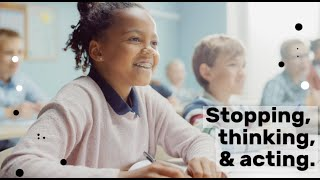 Social Emotional Learning (SEL) Video Lesson of the Week (week 49) - Stop, Think, Act