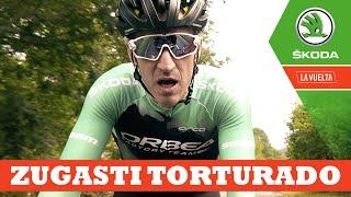 Torturado en Euskadi | Ibon Zugasti | La Vuelta con Škoda