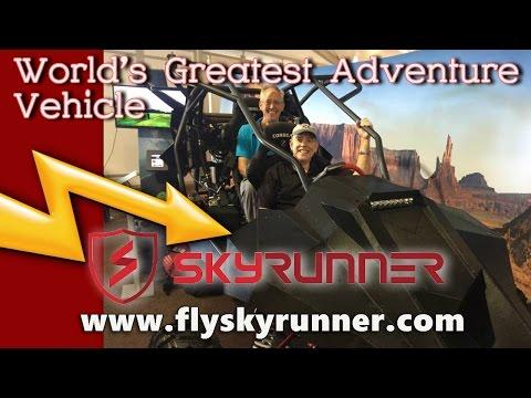 Skyrunner, Skyrunner PPC & ATV  for land, air, snow and off road, from flyskyrunner.com