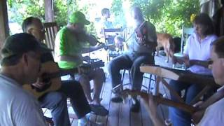 Oldtime Porch Music in WV-- Magpie