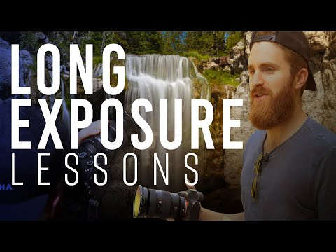 Long Exposure Photography Tips & Tricks with Jake Estes from B&H at Sony Kando 3.0