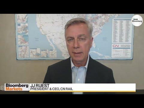 Why Canada needs more port capacity: CN Rail CEO