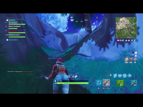 FORTNITE- with the Kingg!
