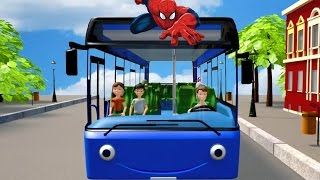 Wheels On The Bus | Nursery Rhymes Compilation | Kids Songs and Baby Songs