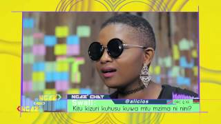 Ngaz' Chat EXTENDED: Alicios kuhusu