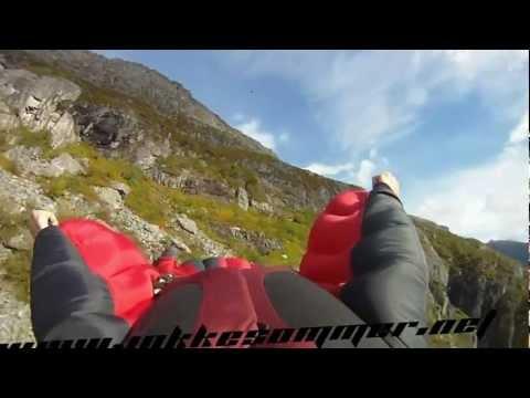 Dream Lines Wingsuit proximity by Jokke Sommer