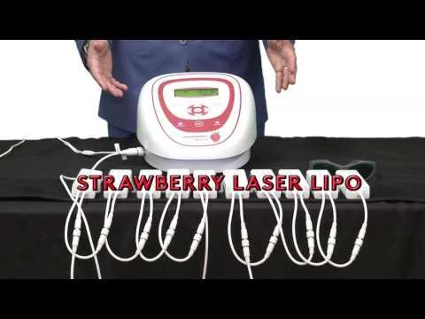Strawberry Laser Lipo Dr Calvin's Clinic Utah