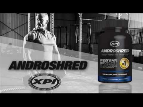 XPI Androshred 안드로슈레드 헬스 보충제 리뷰 Bodybuilding supplements Review