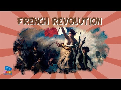 FRENCH REVOLUTION | Educational Video for Kids.
