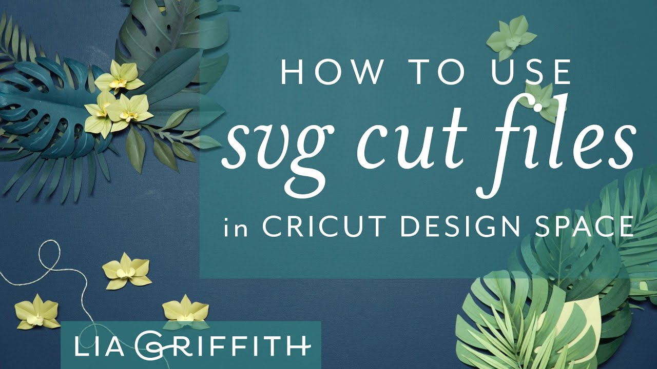 Learn how to use our SVG files for Cricut cutting machines